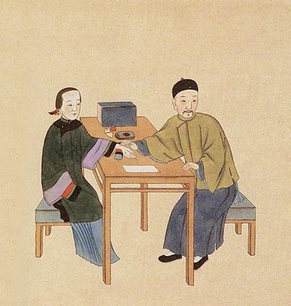 Chinese medicine diagnosis 1