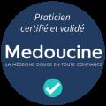 Label medoucine 1